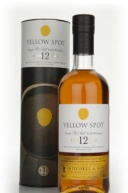 Yellow Spot 12 Year Old Single Pot Still Whiskey